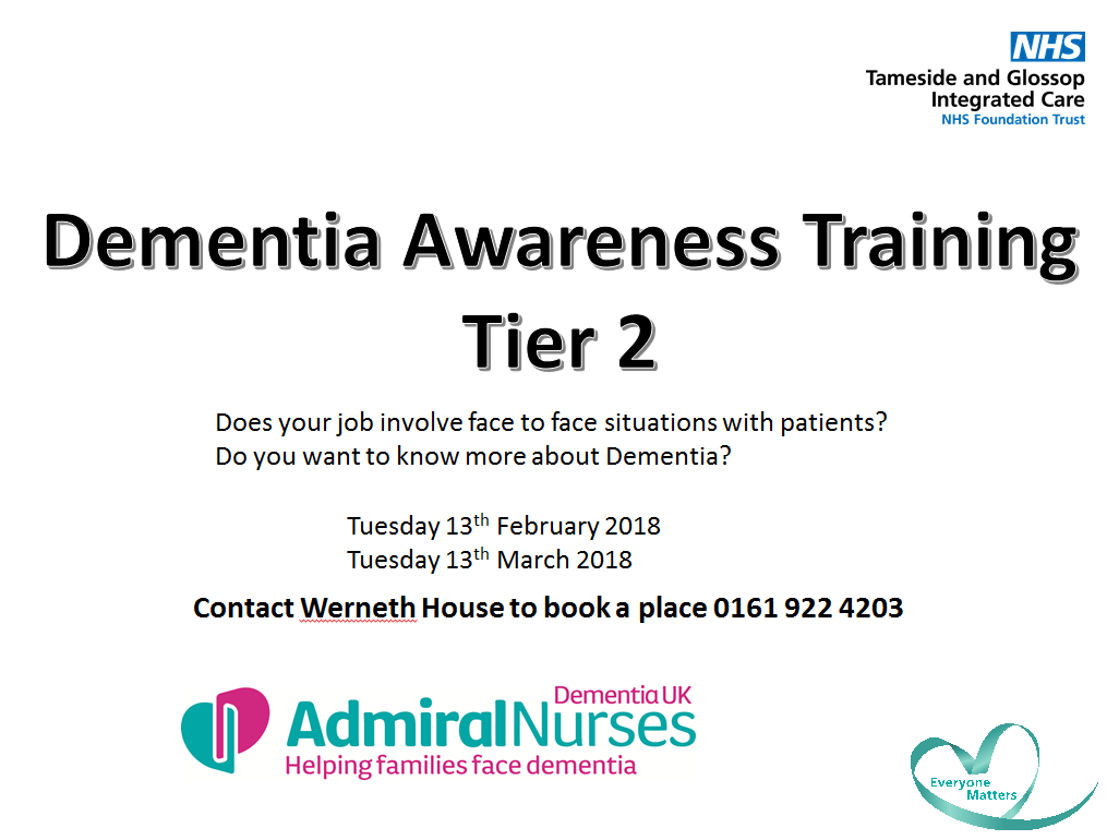 Dementia Awareness Training