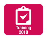 Training 2018 button
